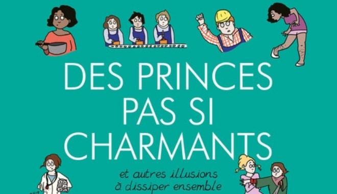 """Retrouvez la BD """"Des princes pas si charmants"""""""