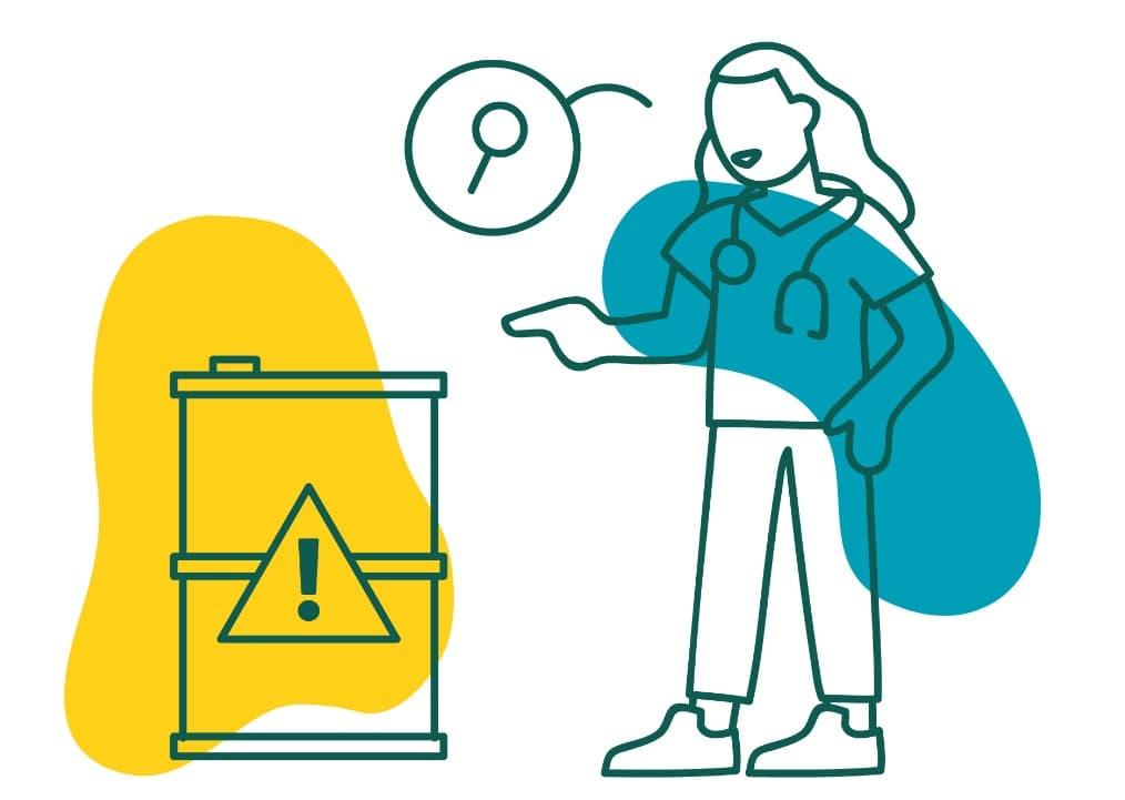 Formations à la prévention des risques liés aux produits chimiques