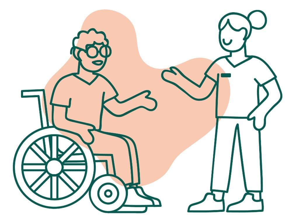 Acteurs Prévention Secours dans le secteur de l'aide et du soin à domicile
