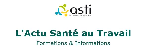 Newsletter de l'ASTI