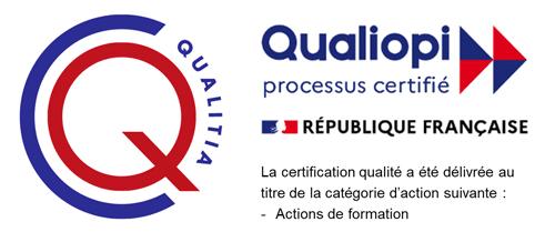 L'ASTI, certifié Qualiopi pour ses actions de formations
